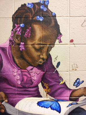 Part of Dream Realized Mural