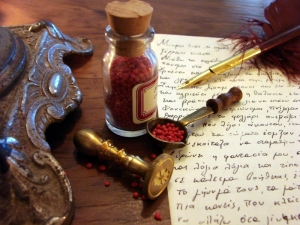 Quill-Paper-and-Wax
