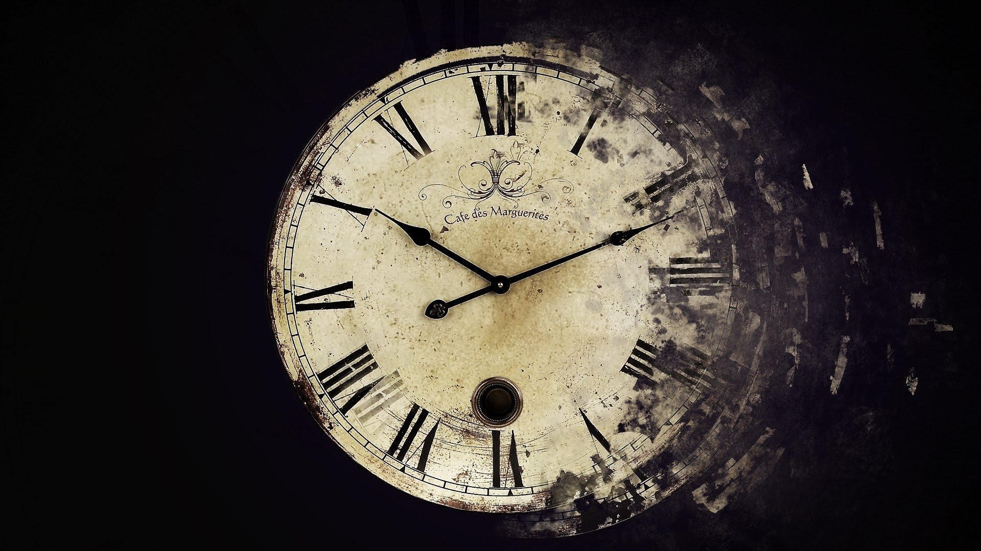 time-does-not-exist